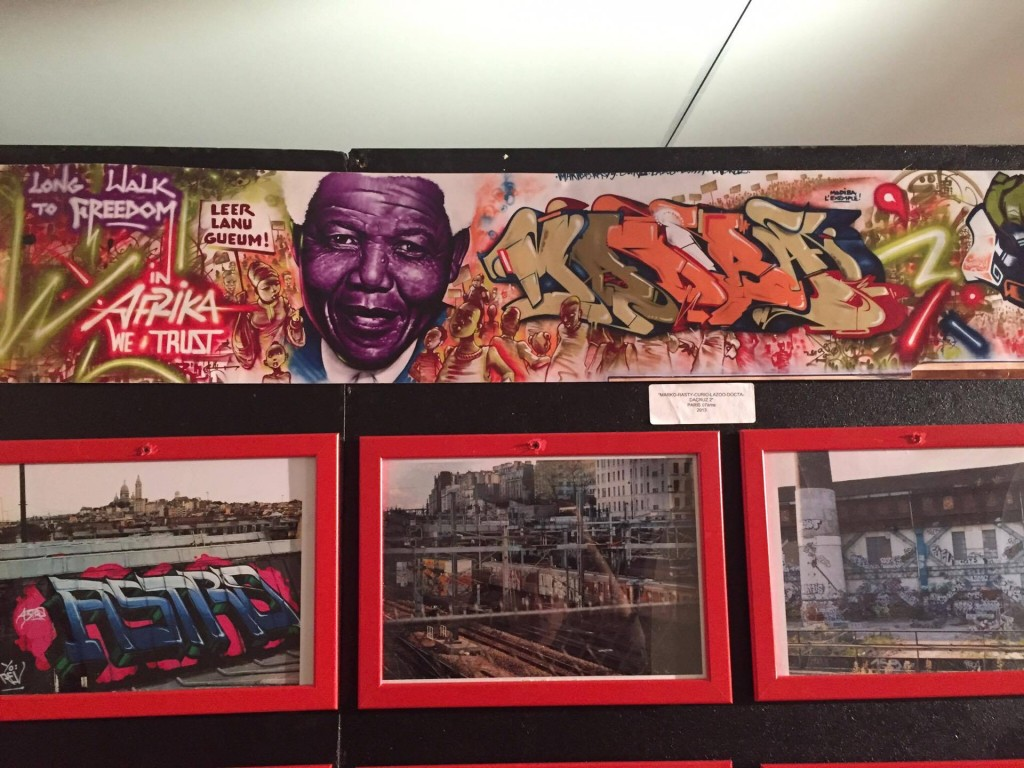 image expo paris history of graffiti la place