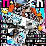 Bellevilloise x Higher Music Group : Une soirée Hip-Hop pour votre samedi !