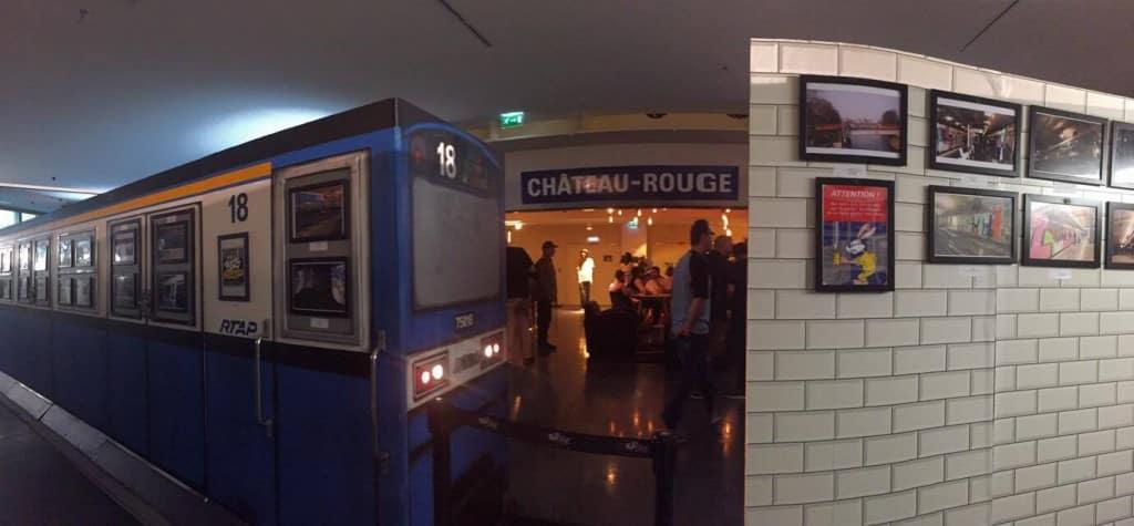 image metro chateau rouge