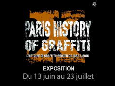 image paris history x of graffiti la place