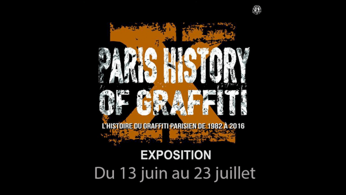 image paris history x of graffiti la place