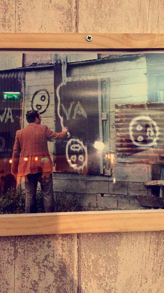 Les premiers graffiti artistes