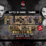 Fusion Concept World Final 2016: La danse freestyle au programme du Cabaret Sauvage!
