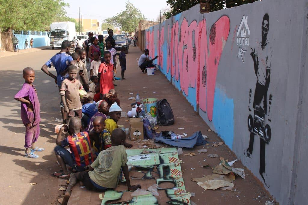 image jinks kunst street art trottoir
