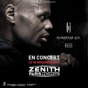 image kery james en concert paris 30 novembre 2016