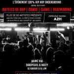 Ready Or Not Concept : L'événement Hip-Hop 360° à la Bellevilloise