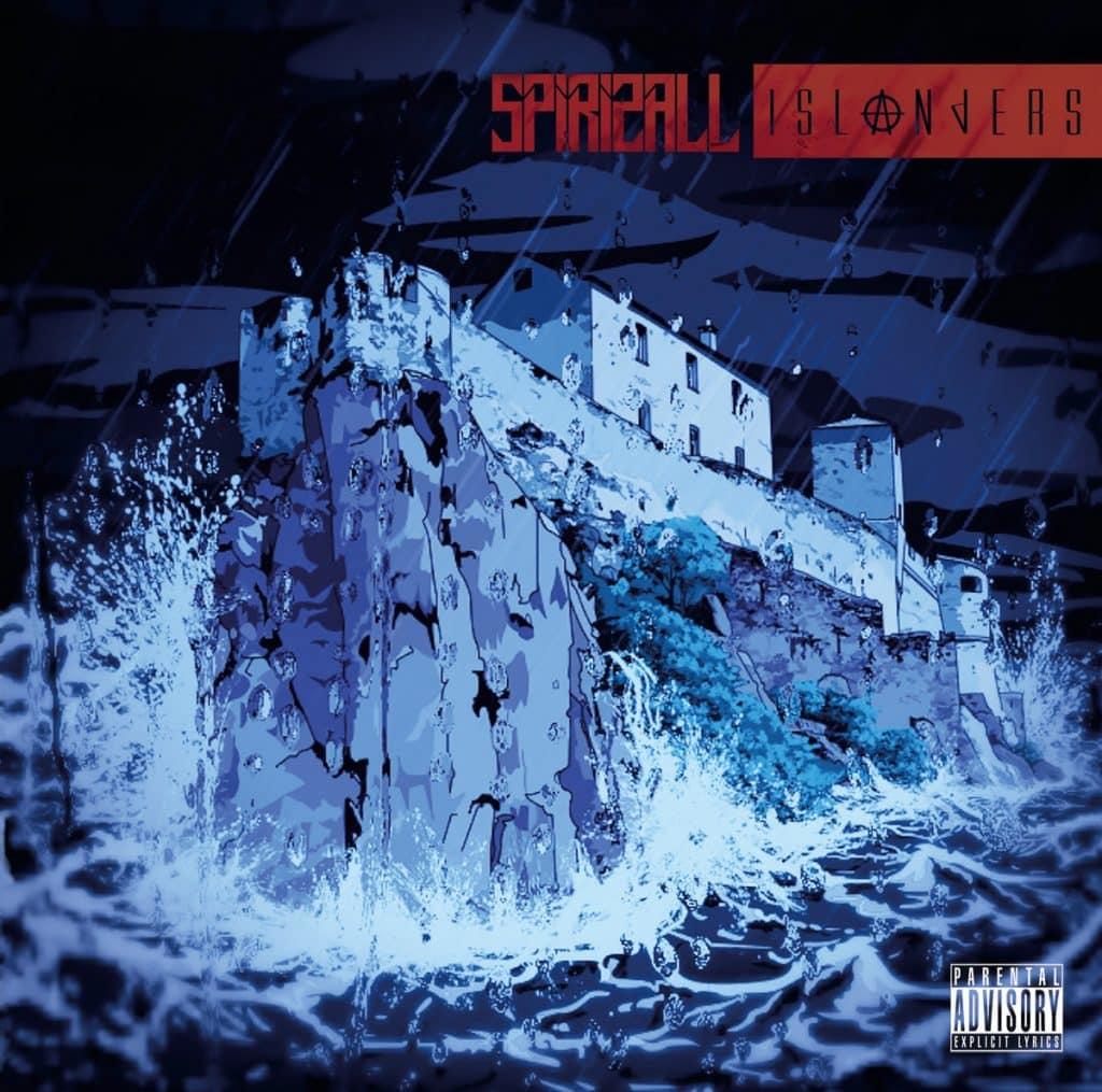 image spiri2all cover album islanders