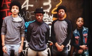 image the get down série hip hop annonce