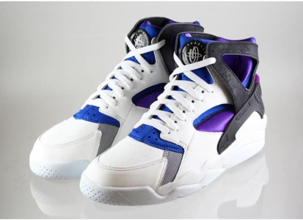 outlet store e3243 0e921 La Nike Air Flight Huarache de 1992.