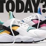 La Nike Huarache : Un avant-goût de futur depuis 1991