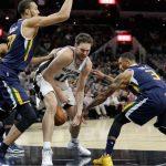 NBA : San Antonio battu par Utah, Cleveland reste invaincu