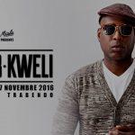 Réserve tes place pour le concert de Talib Kweli le 27 novembre au TRABENDO