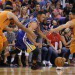 Résumé NBA : Golden State et Cleveland s'en sortent, Portland aussi.