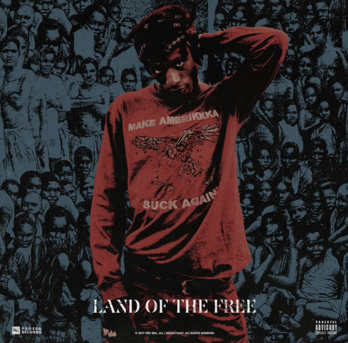 image Joey Bada$$ du son Land of the Free