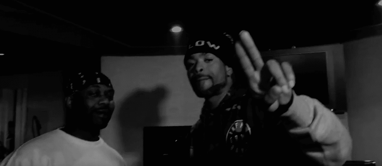 image Masta Killa et Method Man du clip Therapy