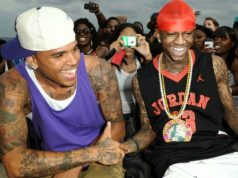 image chris brown & souljaboy actu rappeur us
