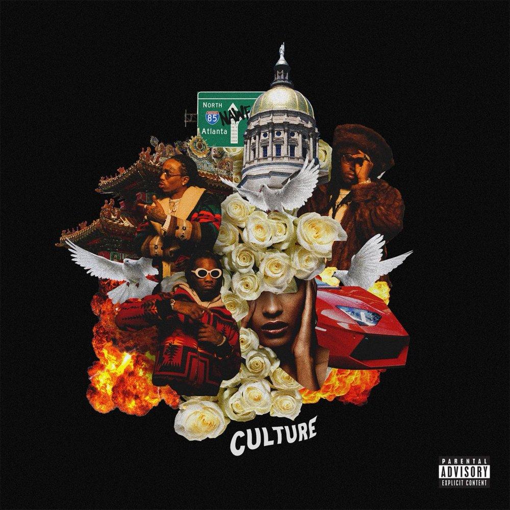image cover Culture album de Migos