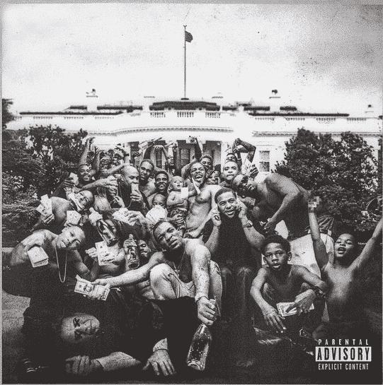 image cover To Pimp A Butterfly de Kendrick Lamar