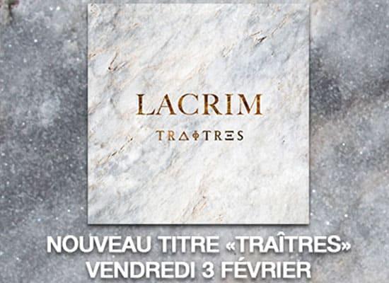 image cover Traitres de Lacrim