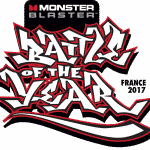 Gagne tes places pour le Monster Blaster Battle of the Year France 2017