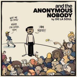 cover album and the Anonymous Nobody de De La Soul