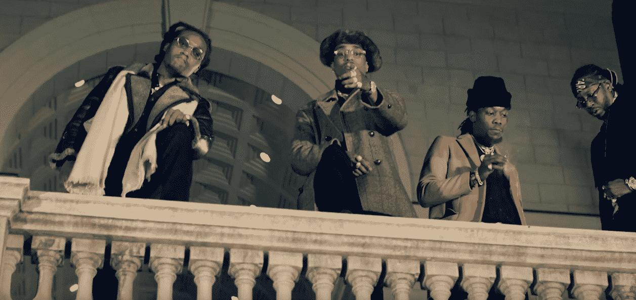 image Migos et 2 Chainz du clip Deadz