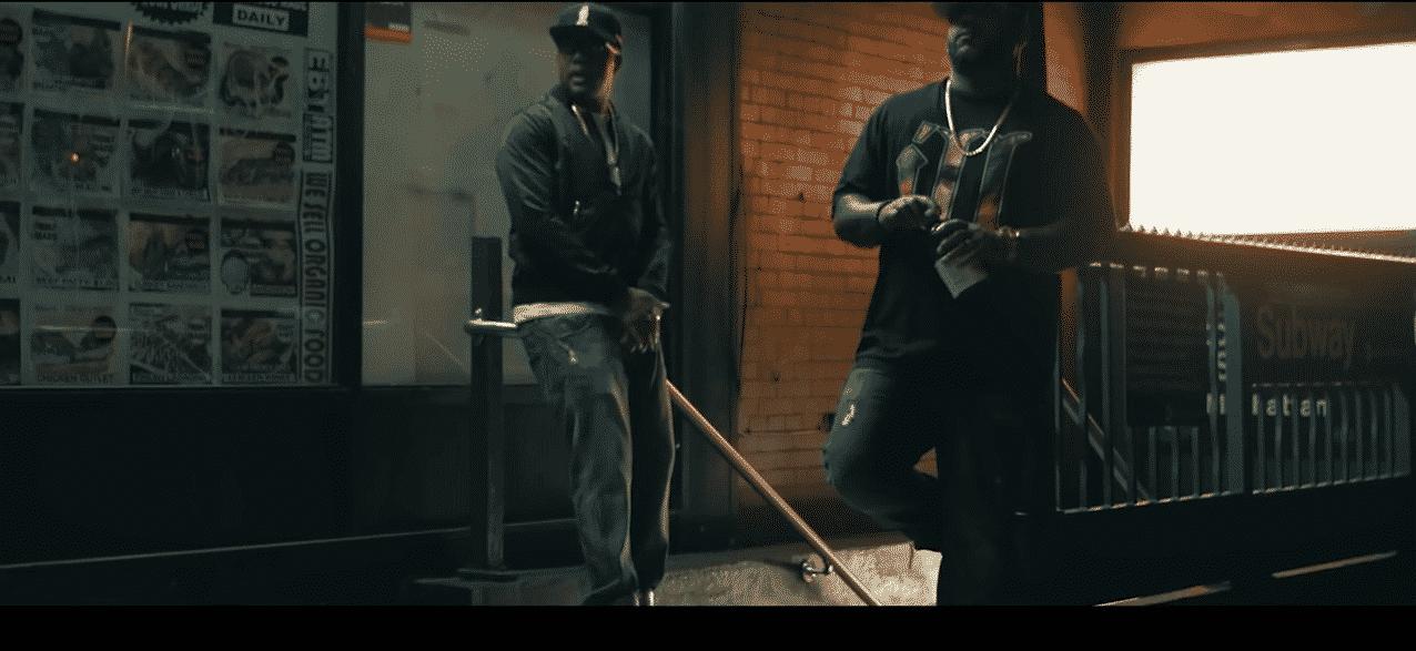 image Skyzoo & Apollo Brown du clip Nodding Off