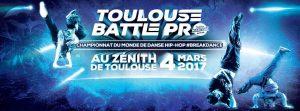image annonce Toulouse Battle Pro 2017