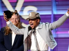 image chance the rapper actu grammy awards 2017