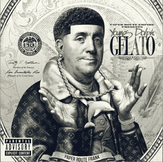 image cover Gelato mixtape Young Dolph