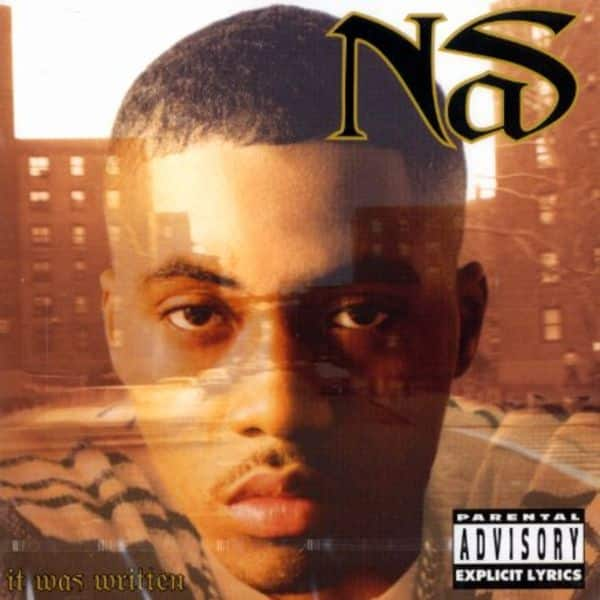 image cover It was Written de Nas
