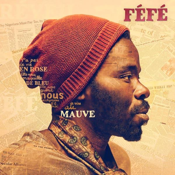 image cover Mauve de Féfé