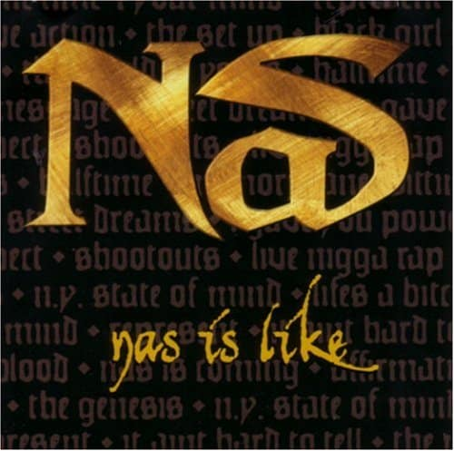 image cover Nas Is Like