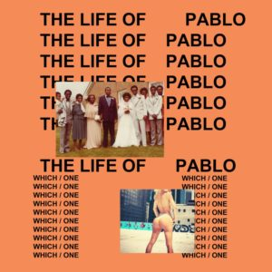 image cover The Life of Pablo de Kanye West