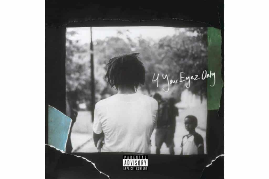 image cover album 4 Your Eyes Only de J Cole