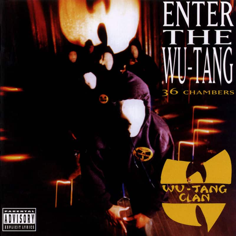 image cover album Enter the Wu-Tang (Chamber 36) du Wu-Tang Clan