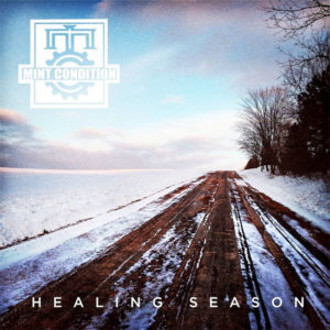 image cover album Healing Season de Mint Condition