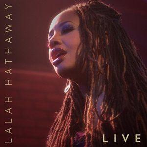 image cover album Lalah Hathaway Live de Lalah Hathaway
