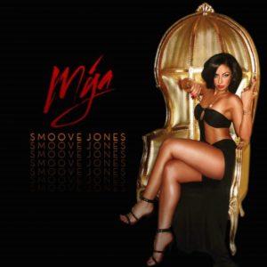 image cover album Smoove Jones de Mya