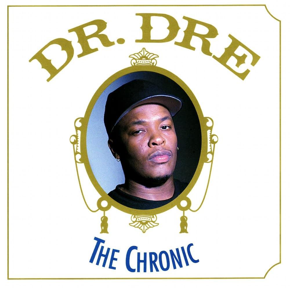 image cover album The Chronic de Dr. Dre