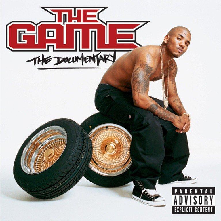 image cover album The Documentary de The Game