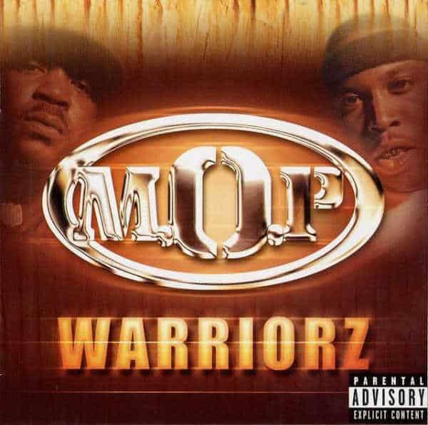 image cover album Warriorz de MOP