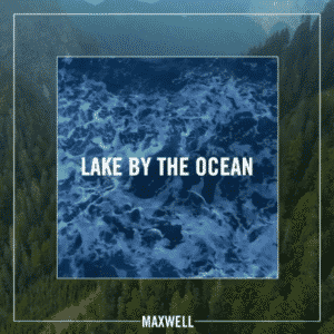 image cover album lake By The Ocean de Maxwell