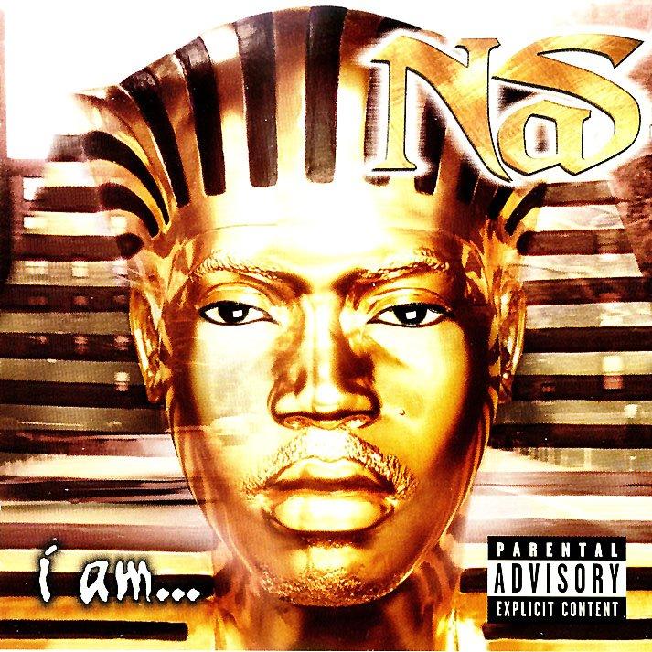 image cover de l'album de Nas I Am