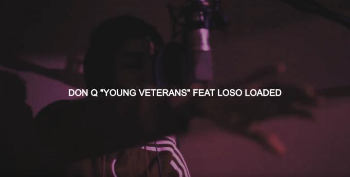 image Don Q & Loso Loaded du clip Young Veterans