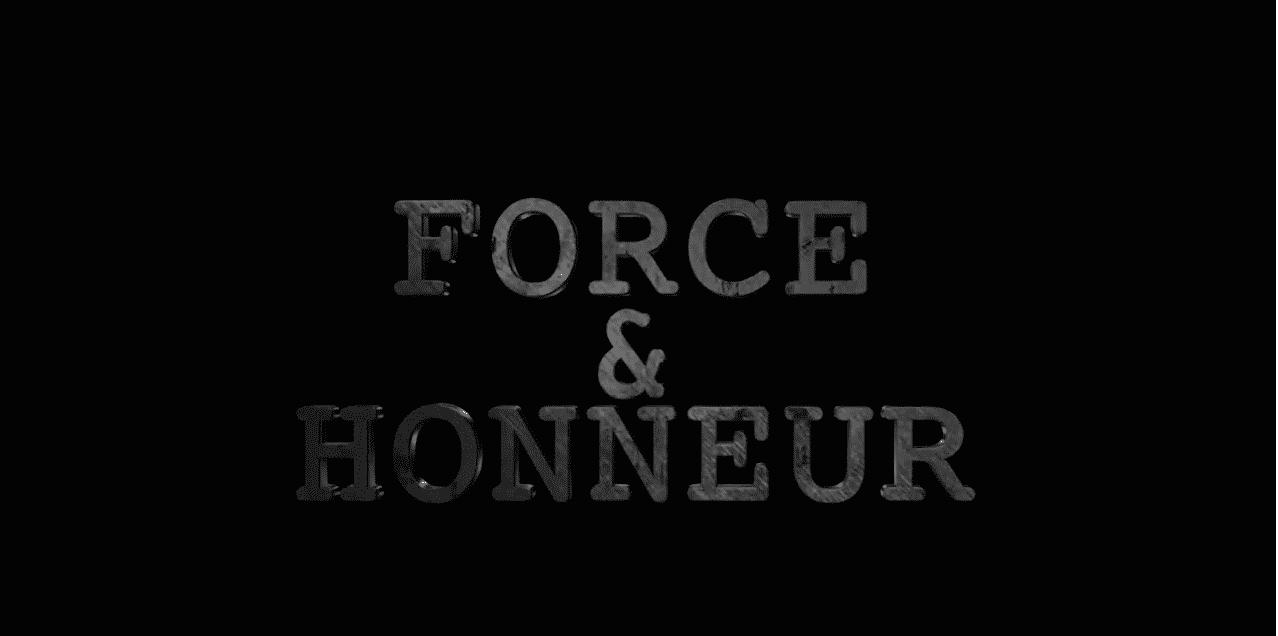 Force honneur l 39 pisode 4 est disponible - Bon de reduction trend corner ...