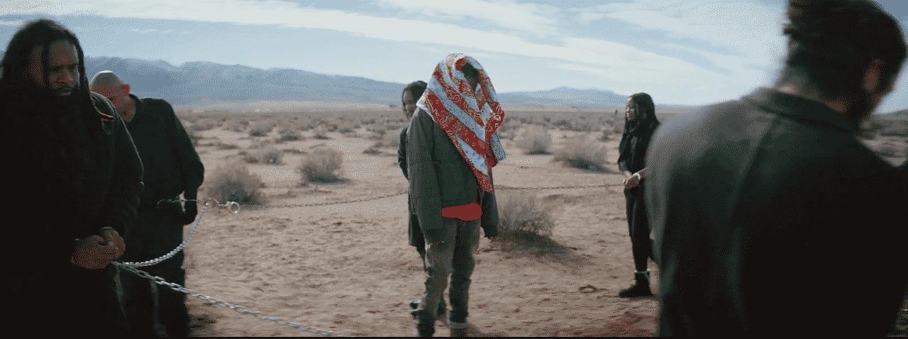 image Joey Bada$$ du clip Land Of The Free