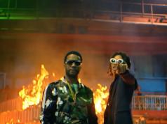 image Juicy J & Wiz Khalifa du clip Cell Ready