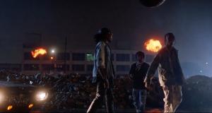image Lil Uzi Vert, Quavo & Travis Scott du clip Go Off