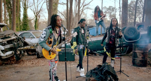 image Migos du clip What The Price